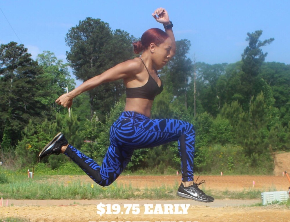 April MPowered Fitness Challenge Early Registration